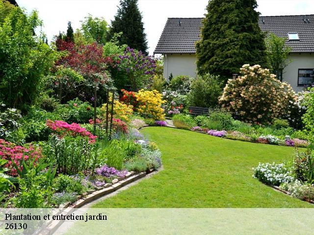 Jardinier pour entretien de jardin à Solerieux tél: 04.11 ...